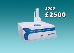 Second hand Airnergy Professional plus 2006 £2500