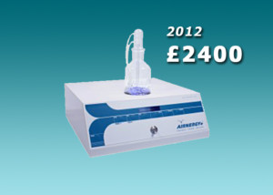 Second hand Airnergy Professional plus 2012 £2400