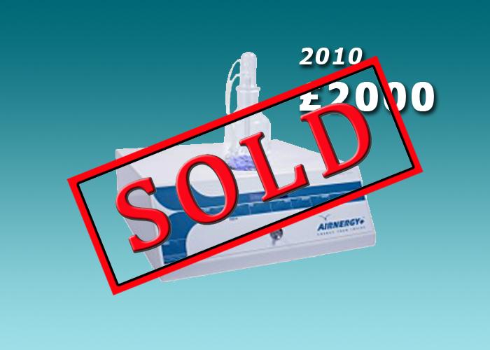 Secondhand Airnergy Professional Plus – 2010
