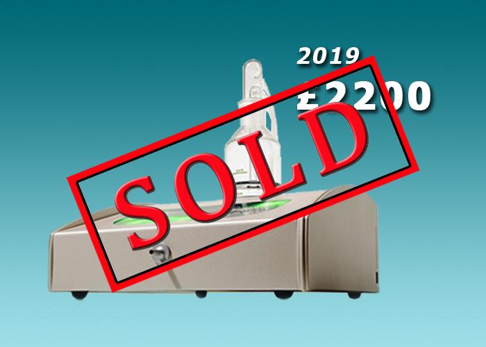 Secondhand Vital Air 3 Plus machine 2019